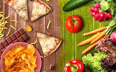 Cambiá tu alimentación para cambiar tu vida